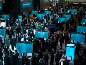 Die CeBit in Hannover