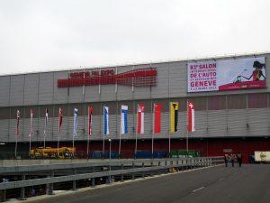 Messezentrum Genf
