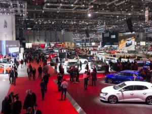 Automobilausstellungen der Welt