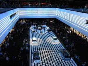 Die IAA die Saison der Automobilausstellungen